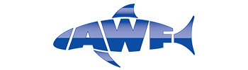 AWF Alexander Wever Fish Logo